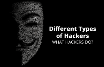 Types of Hackers Around Us