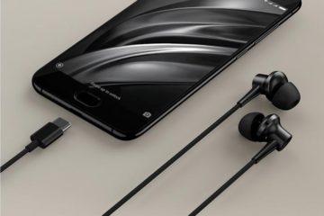 USB Type-C Headphones